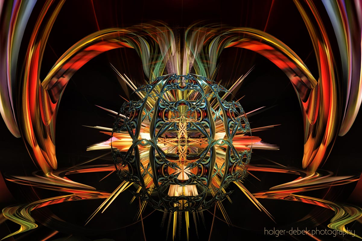 Digital Art-Initial-ignition